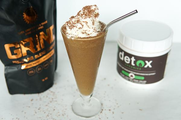 Detox and GRIND Coffee